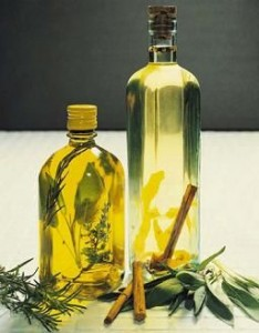Infuse oils and vinegar